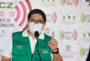 Ríos retomó sus labores ayer, después de estar con baja médica por un problema ajeno al Covid-19