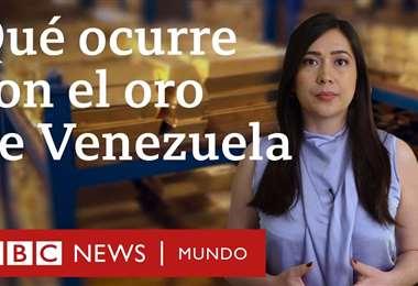 BBC EL ORO DE VENEZUELA