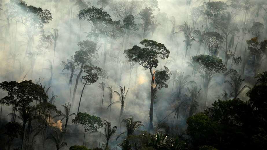 Brasil registró en junio el mayor número de incendios