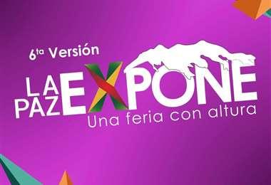 6ta Versión de la Feria La Paz Expone 2019.