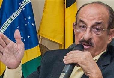 Fernando Gomes es el alcalde de Itabuna. Foto Internet
