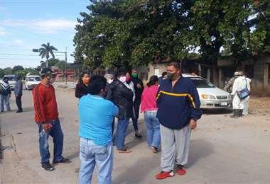 Puerto Quijarro ingresa en el top 10 de los municipios con mayor riesgo de contagio. Foto: Lorenzo Yopiez