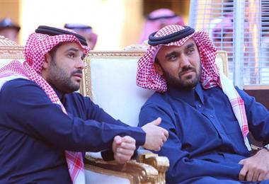Abdulaziz bin Turki Al-Faisal, Ministro de Deportes de Arabia Saudita