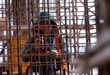 La construcción genera 250.000 puestos de trabajo (Foto: Ricardo Montero)