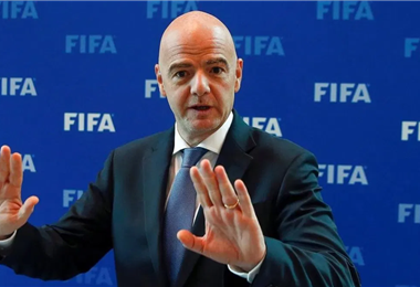 Gianni Infantino, titular de la FIFA, será investigado