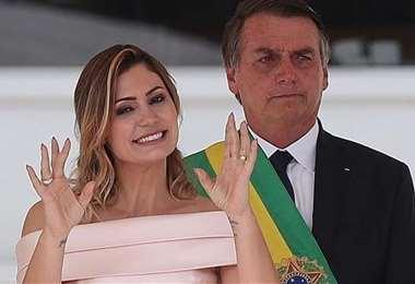 Según los reportes médicos, la primera dama de Brasil no presenta complicaciones. Foto: Internet