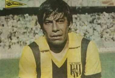 Eliseo Ayavari tuvo un paso glorioso por el club The Strongest. Foto: internet