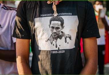 Hachalu Hundessa, el cantante popular africano fue asesinado