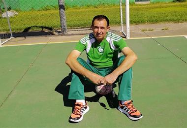 Juan Durán lleva dirigiendo casi 30 años