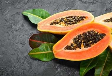 La papaya aumenta las defensas naturales y tiene funciones antioxidantes