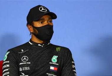 Hamilton es el vigente campeón de la F-1