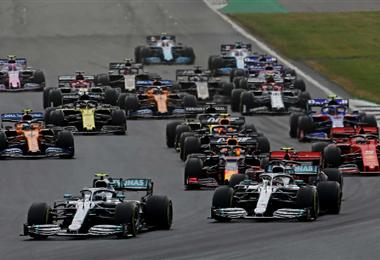 La F-1 podría tener dos carreras en Silverstone