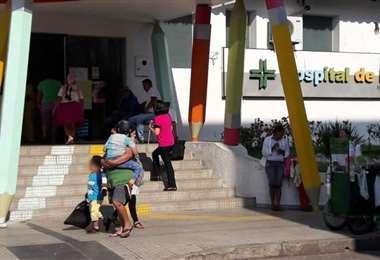 En el hospital de Niños hay cuatro menores con el síndrome de Kawasaki