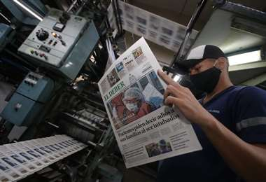 Diario EL DEBER/ Foto: Jorge Gutiérrez