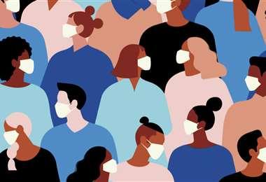 Cuanto más cercana y larga sea la interacción entre personas, crece el riesgo de contagio