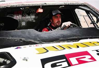 Fernando Alonso volverá a la Fórmula 1. Foto: AFP