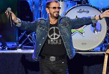 Beatle Ringo Starr celebra sus 80 años con concierto virtual