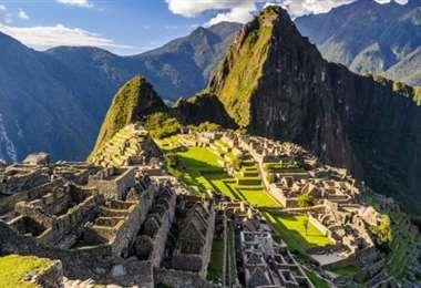 Las ruinas de Machi Picchu. Foto Getty Images