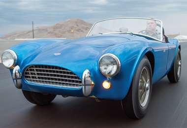 Estéticamente hablando, el AC Cobra Series 1 Electric será idéntico al modelo de los años sesenta