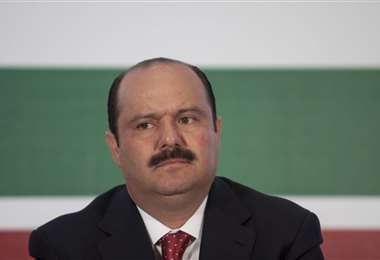 El exgobernador de Chihuahua. Foto Internet