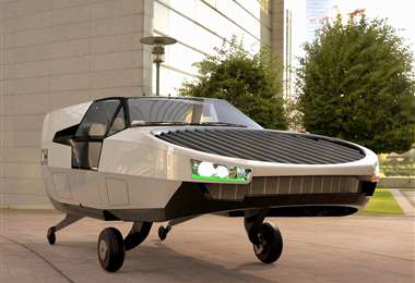 El CityHawk eVTOL es un vehículo de despegue y aterrizaje vertical