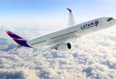 La aerolínea recibe un fuerte impulso. Foto Internet
