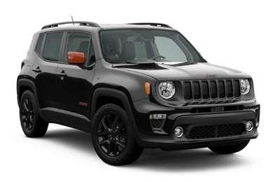 El Jeep Renegade Orange Edition podrá conseguirse con acabados exteriores en Alpine White