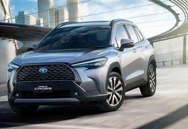 La nueva Toyota Corolla Cross se fabricará en Brasil