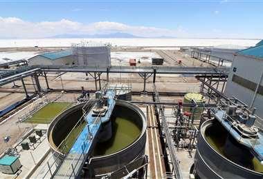 Bolivia tiene la mayor reserva mundial de litio en el salar de Uyuni