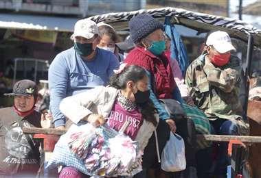 La población necesitará recursos. Foto: Fuad Landívar.