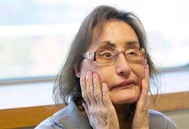 Connie Culp, fue gravemente herida en 2004 cuando su esposo le disparó en el rostro