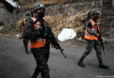 Guatemala mantiene un toque de queda parcial desde el pasado 22 de marzo