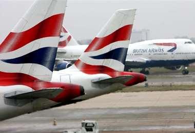 Pilotos de British Airways aceptan recorte salarial