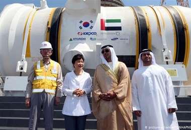 La central nuclear de Barakah, la primera del mundo árabe
