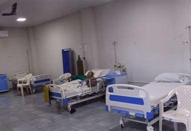 Atrás quedaron los días en los que los centros de atención se vieron colapsados. Foto: Soledad Prado