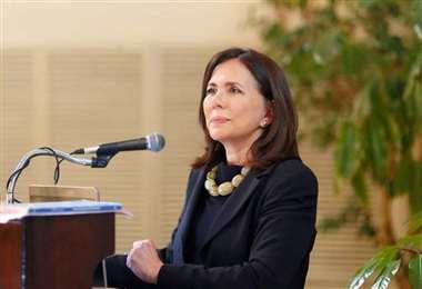 Canciller Longaric pide respaldo internacional