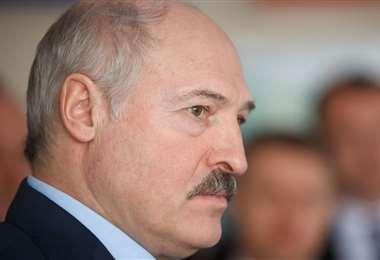 El mandatario bielorruso. Foto Internet