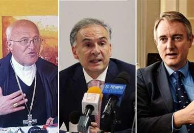 Scarpellini, Arnault y de la Torre fueron claves en 2019.