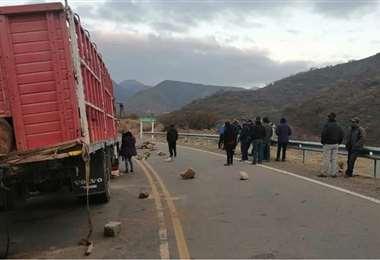 También se reporta la mortandad de animales en Chuquisaca