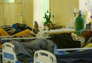Bolivia ya cuenta con más de 91.000 casos de coronavirus. Foto: APG Noticias