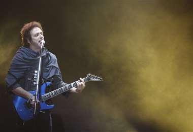 El cantante argentino falleció a los 55 años el 4 de septiembre de 2014