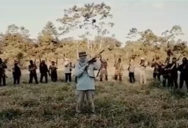 Los grupos armados I captura.