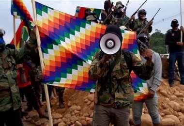 Grupos armados en el país I captura.