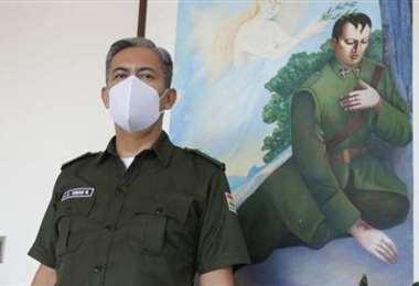 José Terán informó que están identificando a los motoqueros armados