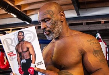 Tyson volverá al ring a los 54 años