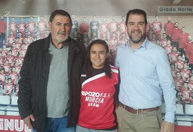 'Coquito' cuando jugó en el UCAM El Pozo Murcia