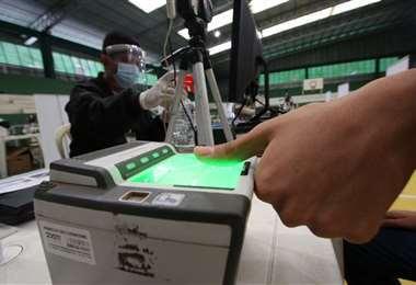 Se abre el empadronamiento para las elecciones del 18 de octubre.