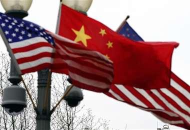 China y EEUU en difíciles negociaciones. Foto AFP