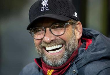 Jürgen Klopp logró que el Liverpool se consagre campeón tras 30 años