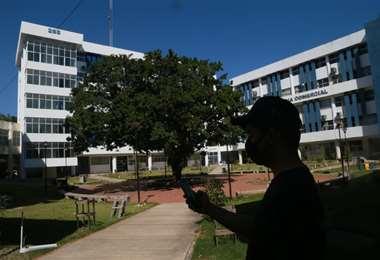 Las clases presenciales seguirán suspendidas (fotografía: Jorge Uechi)